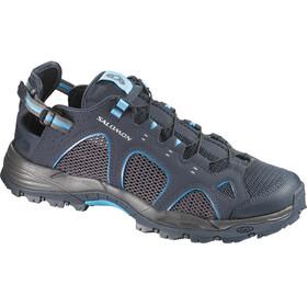 Salomon Techamphibian 3 Water Shoes Men deep blue/autobahn/fluo blue